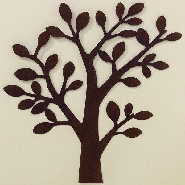 Pieni ruosteinen puu