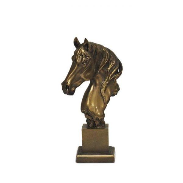 Hevosen pää koriste