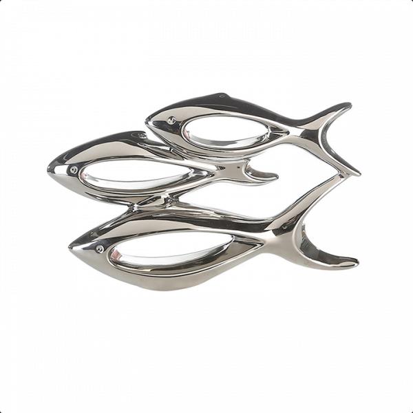 Kalat koriste veistos