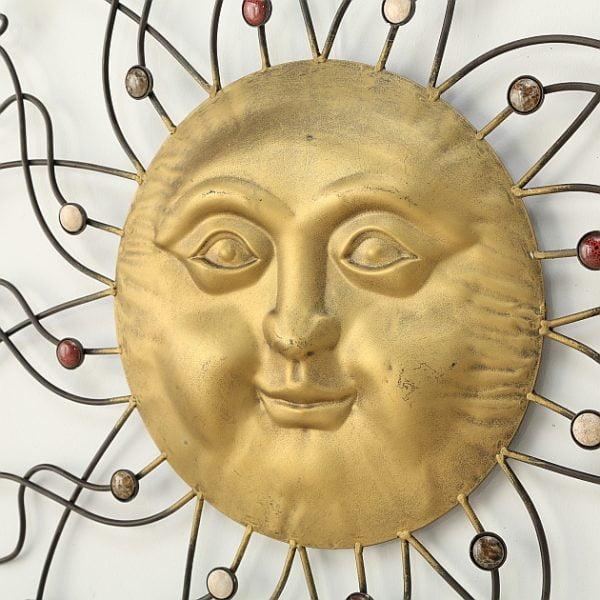 Sonne seinäkoriste aurinko läheltä
